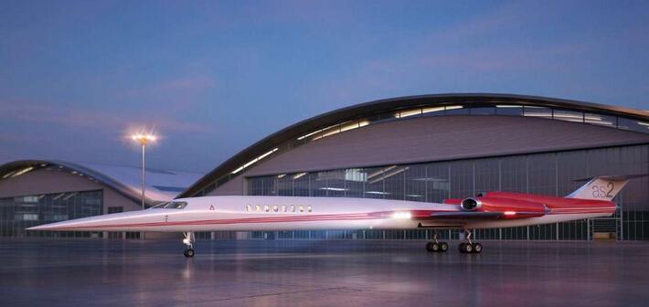空客研发新一代超音速