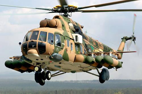米-171家族直升机在东